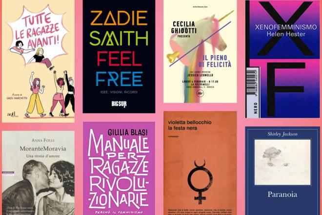 I libri femministi usciti quest'anno che dovete leggere