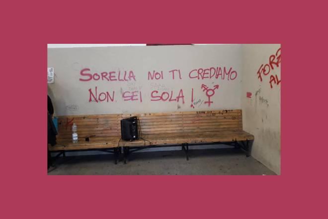 Dopo la Circumvesuviana: serve una nuova narrazione contro la violenza sulle donne