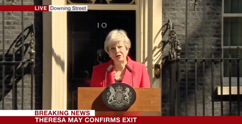 Le dimissioni di Theresa May erano inevitabili