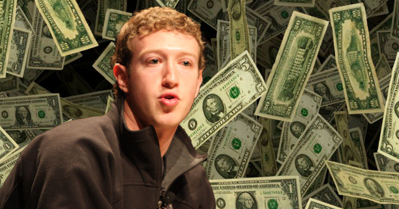 5 miliardi sono spiccioli per Facebook