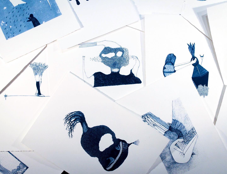 Riscoprire la cianotipia, un'antica tecnica di stampa fotografica