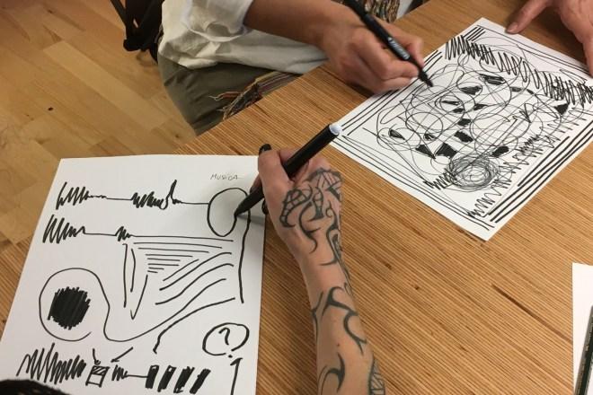 Imparare a disegnare male