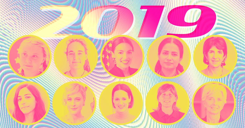 Le donne del 2019