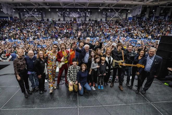 Bernie Sanders ha vinto anche in New Hampshire