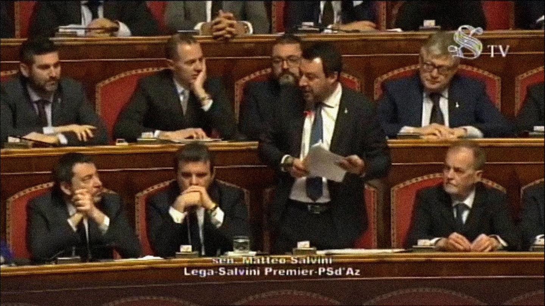 Non è (ancora) la fine di Salvini