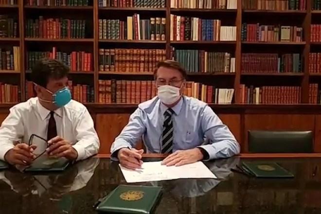 Ma allora Bolsonaro ha il nuovo coronavirus? Dipende