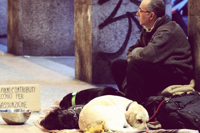 Cosa vuol dire essere senzatetto a Milano durante la quarantena