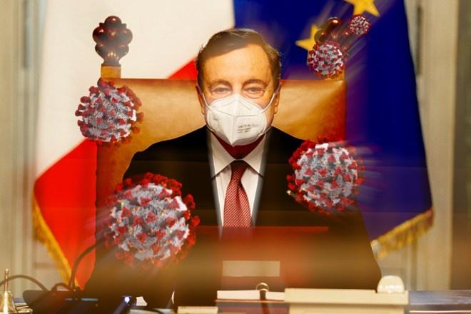 La prima cosa che dovrà fare il governo Draghi è un nuovo lockdown?