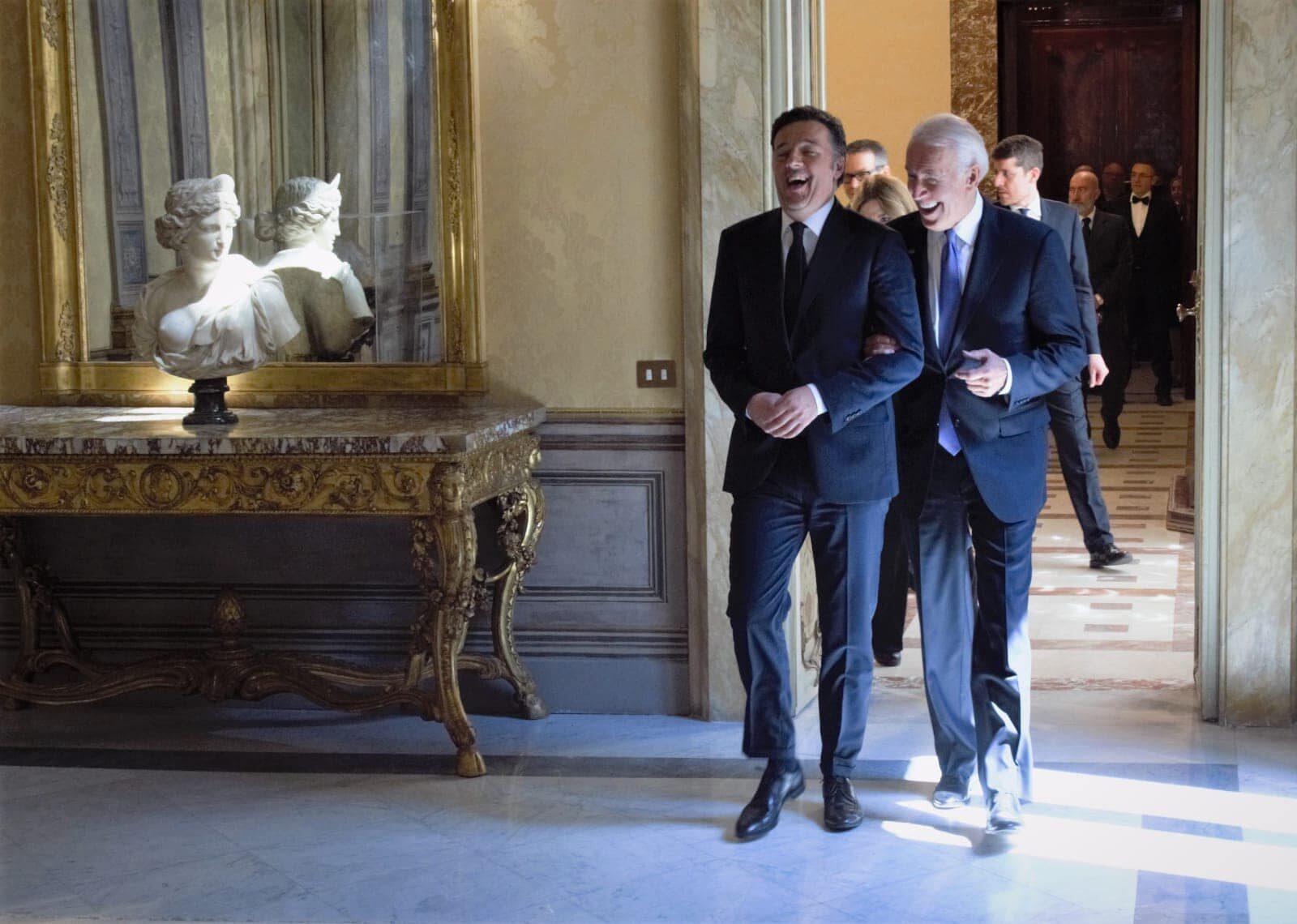 Matteo Renzi non ha nulla da dire sul report che collega bin Salman all'omicidio Khashoggi?