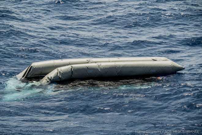 L'ennesima strage di stato nel Mediterraneo