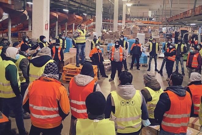 La chiusura preannunciata del magazzino FedEx–TNT di Piacenza