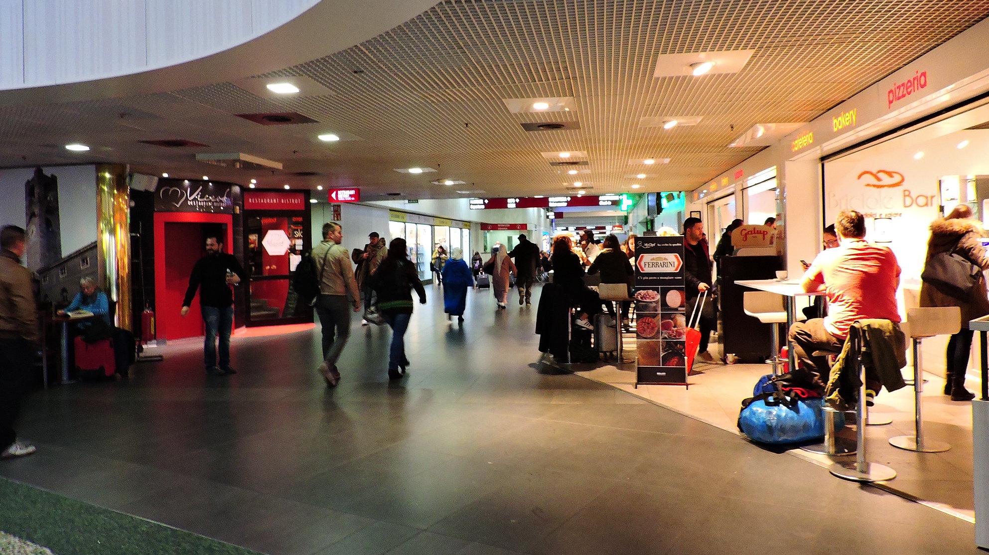 Riprendono i preparativi per la riapertura dei voli estivi da Bergamo Orio al Serio