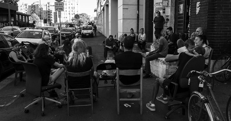 Molti tra i più poveri di Milano non potranno nemmeno votare