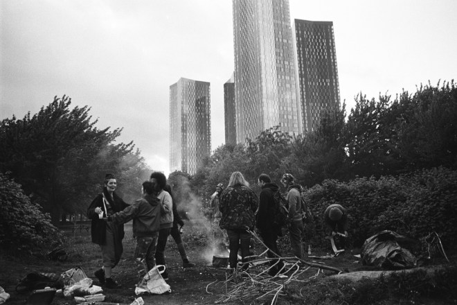 Hulmeloonies: la comunità unita dei redbricks di Manchester