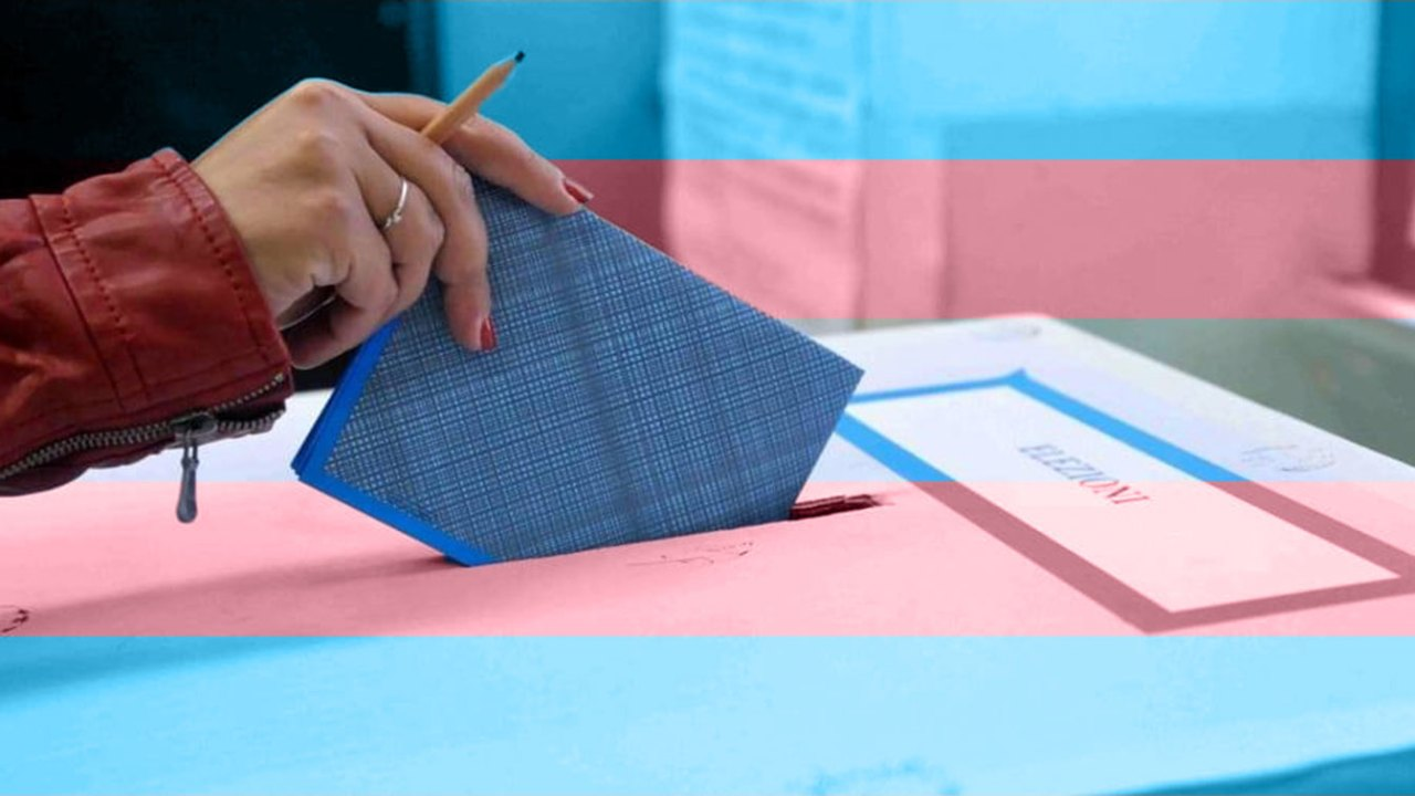 """""""Io Sono, Io Voto,"""" la campagna per rompere il binarismo di genere ai seggi elettorali"""