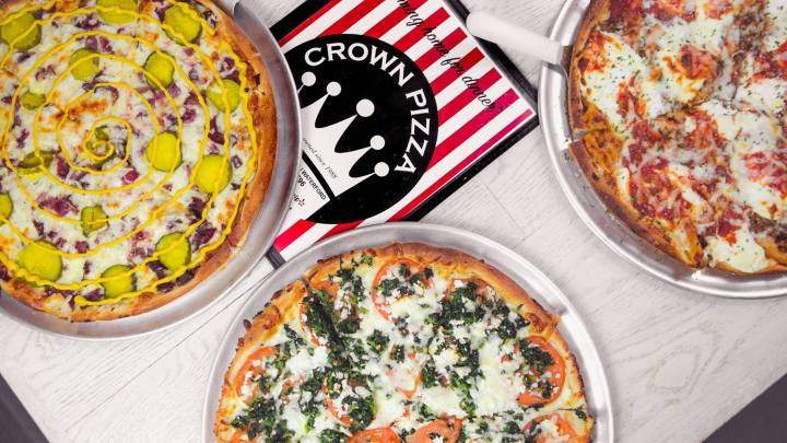 The Best Pizza Near Groton:  From Thin Crust to Deep Dish