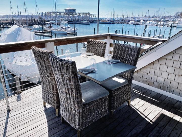 8 Great Patio Restaurants Near Groton