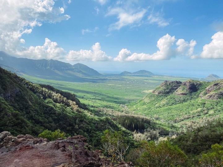 Oahu Must Hike: Kolekole Trail