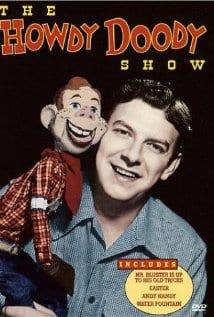 Photo: 1050s Howdy Doody TV Program