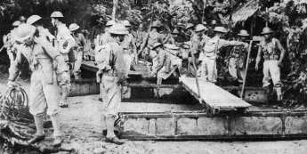 Philippine Scouts were organized by the United States Army and worked side-by-side from 1901 until the end of World War II.