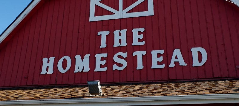 The Homestead Restaurant Review