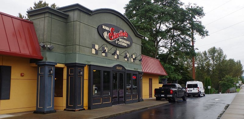 Mama Stortini Of Puyallup Restaurant Review