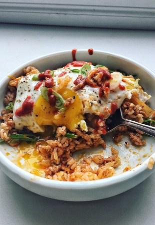Kimchi Fried Rice | The Subversive Table