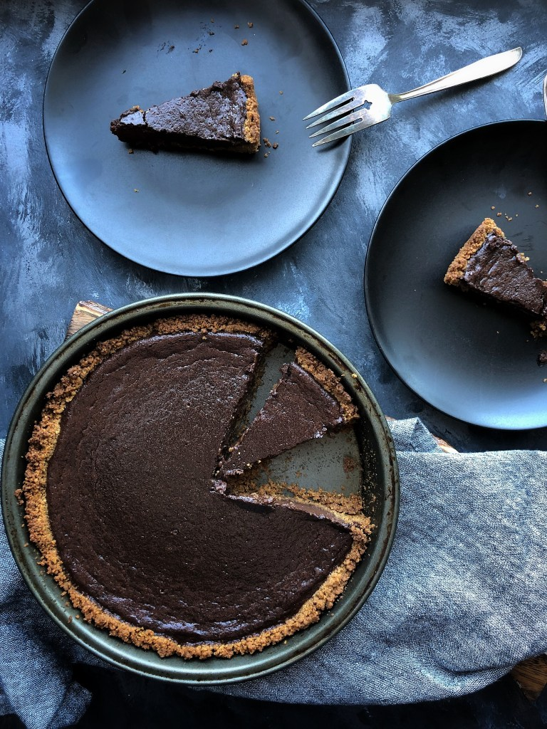 Mexican Chocolate Pie | The Subversive Table