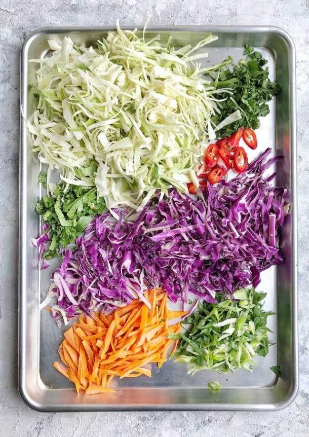 Asian Slaw | The Subversive Table