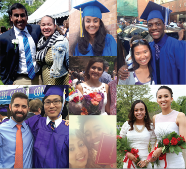 In the spring, 114 Scholars received their high school diplomas with Steppingstone Advisors by their side