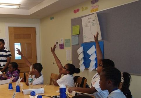 Scholars are excited to participate in class
