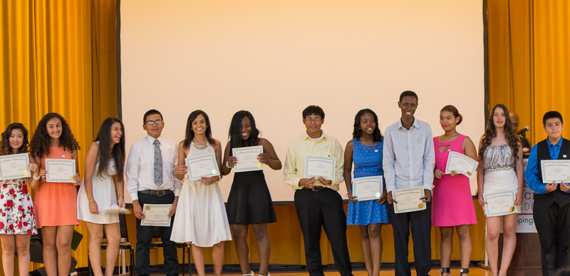 CSA's first-ever commencement ceremony