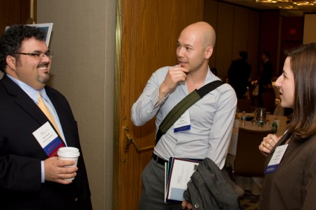 2009 - Education professionals collaborate at our first-annual NPEA conference