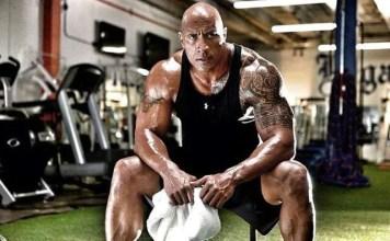 the rock motivation