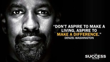 Denzel Washington Quotes Ever