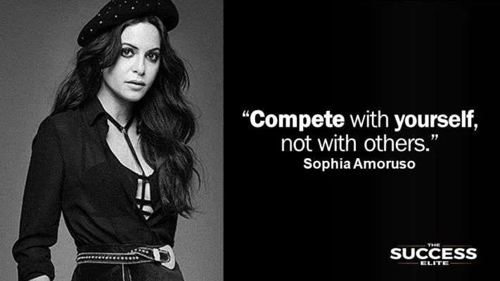 Top 25 Most Inspiring Sophia Amoruso Quotes Ever
