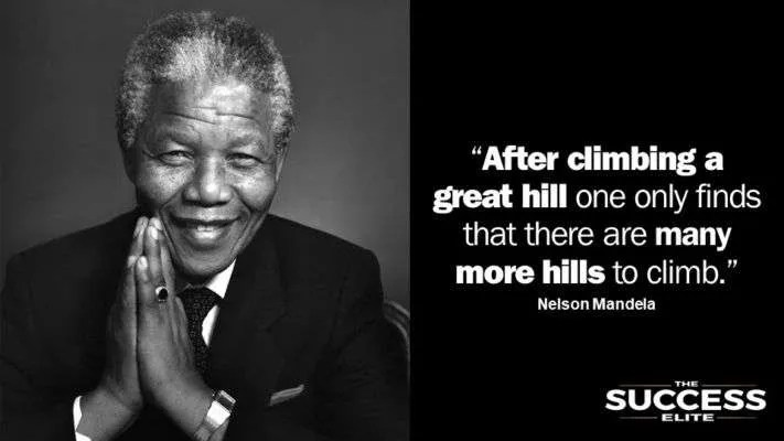 Citaten Nelson Mandela : Nelson mandela quotes tumblr