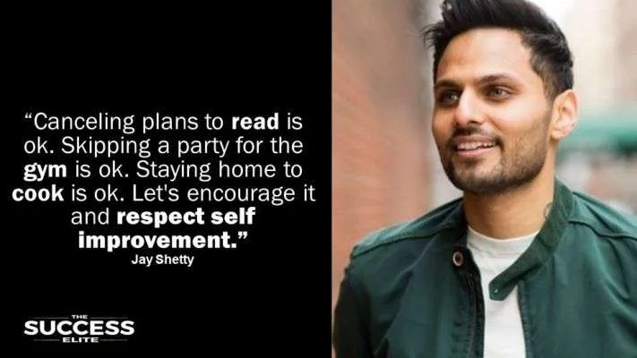 Top 25 Most Inspiring Jay Shetty Quotes To Encourage The Success Elite