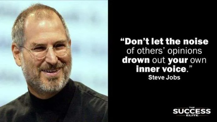 Top 25 Powerful Life Transforming Steve Jobs Quotes