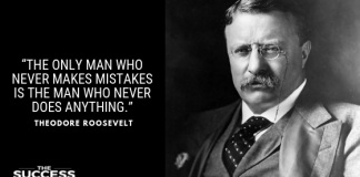 25 Inspirational Roosevelt Quotes On Success