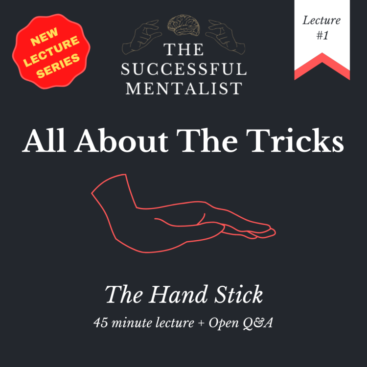 All About The Tricks 1 (Hand Stick) Poster Promo Image