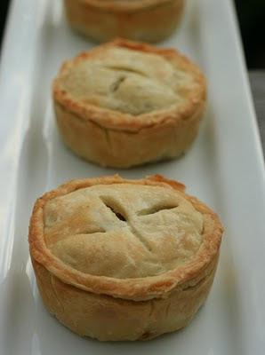 harvest pies via vegandad