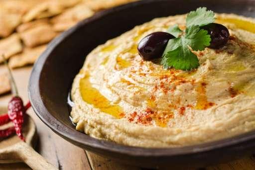 humms via my greek dish
