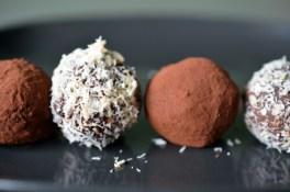 nom nom chocolate truffles via nom nom paleo