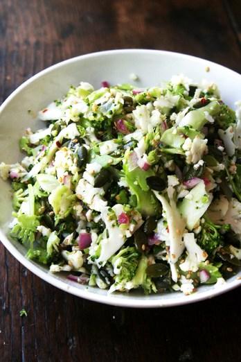 cauliflower-broccoli-pepita-salad-via-alexandra-cooks