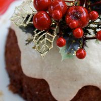 Gluten, Grain & Sugar Free Christmas Pudding
