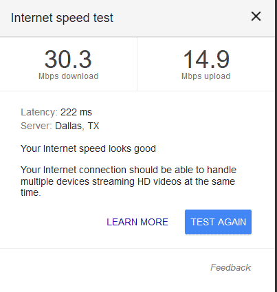 suddenlink slow download speed