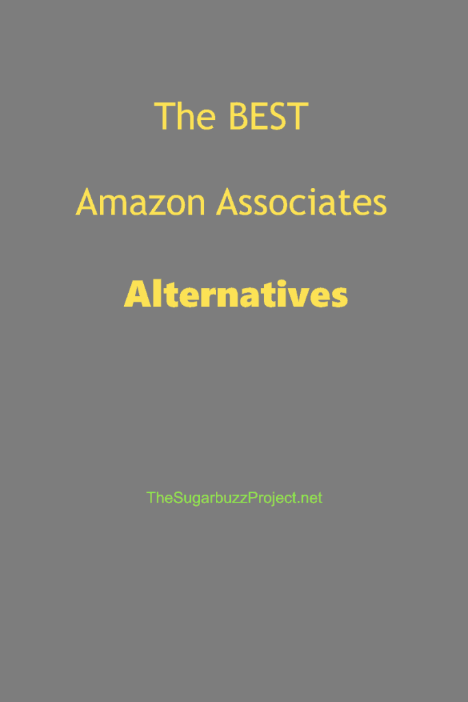amazon associates alternatives