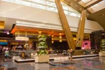 Aria Las Vegas Lobby