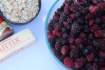 A Fresh and Fruity Berry Crisp and a Bright, Sweet Moscato